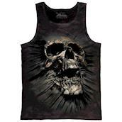 Breakthrough Skull tank top