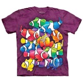 Bubblegum Clowns t-shirt