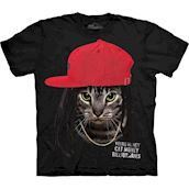 Cat Money Billionaire t-shirt