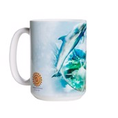 Dolphin Bobble Ceramic mug