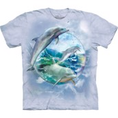 Dolphin Bobble t-shirt