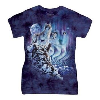 Find 10 Wolves ladies t-shirt