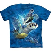 Find 9 Sea Turtles t-shirt