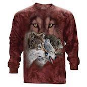 Find 9 Wolves long sleeve