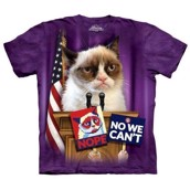 Grumpy for President t-shirt