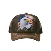 Independence Eagle Trucker Cap