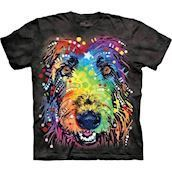 Russo Irish Wolfhound t-shirt