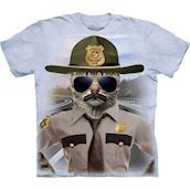 Kitten Trooper t-shirt