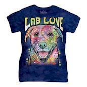 Lab Luv ladies t-shirt