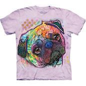 Lovable Pug Russo t-shirt