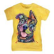My Favorite Breed ladies t-shirt