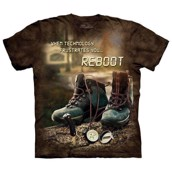 Reboot Outdoor t-shirt