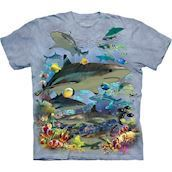 Reef Sharks t-shirt