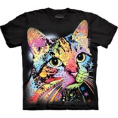 Russo Catillac Cat t-shirt från The Mountain