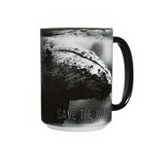 Save the Whales Ceramic mug