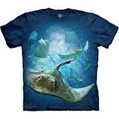 Scool of Stingrays t-shirt