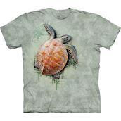Sea Turtle Climb t-shirt