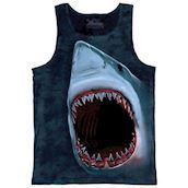 Shark Bite tank top