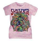 Shitzu Luv ladies t-shirt