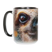 Sloth Face Ceramic mug