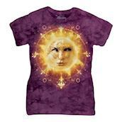 Sun Face ladies t-shirt