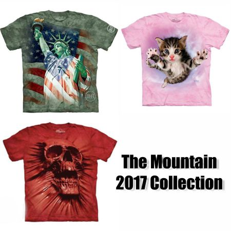 The Mountain 2017 collection