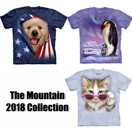 The Mountain 2018 collection