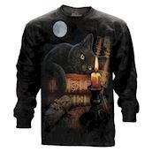 The Witching Hour - The Mountain - sweatshirt med katt