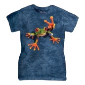 Victory Frog ladies t-shirt