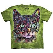 Watchful Cat t-shirt från The Mountain